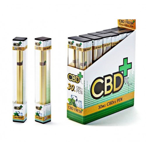 CBDfx Fresh Mint E-Pen 30mg
